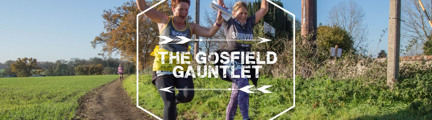 The Gosfield Gauntlet banner image