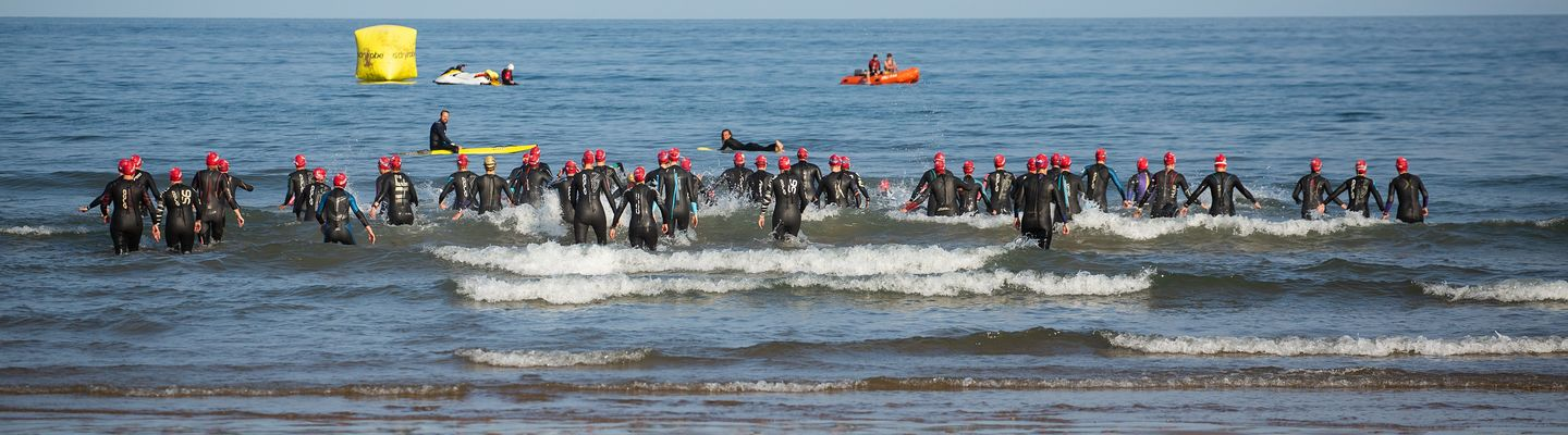 Croyde Ocean Triathlon 2020 in association with The Pickwell Foundation banner image