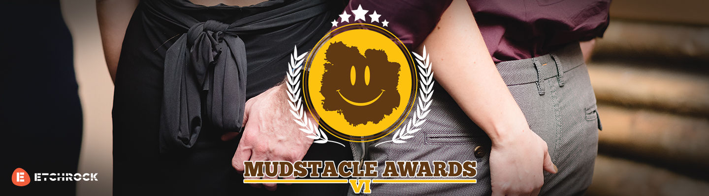 Mudstacle Awards 2019 banner image