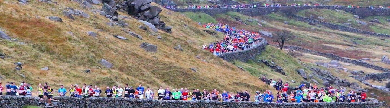2021 Snowdonia Marathon Eryri banner image