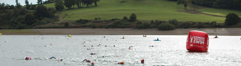 Exmoor Open Water Swim 2020 banner image