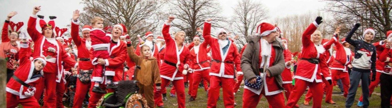 Doncaster Santa Dash 2020 banner image