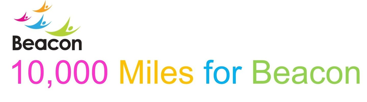 10,000 Miles for Beacon! banner image