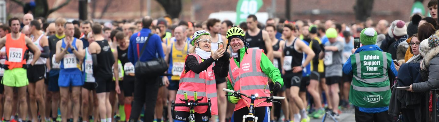 Charity Entries The Doncaster 10k banner image