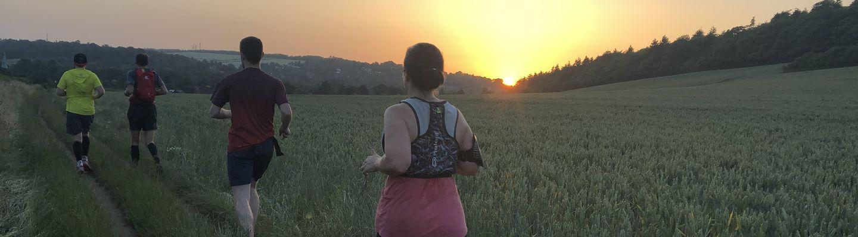 Thursley Sunset 10km