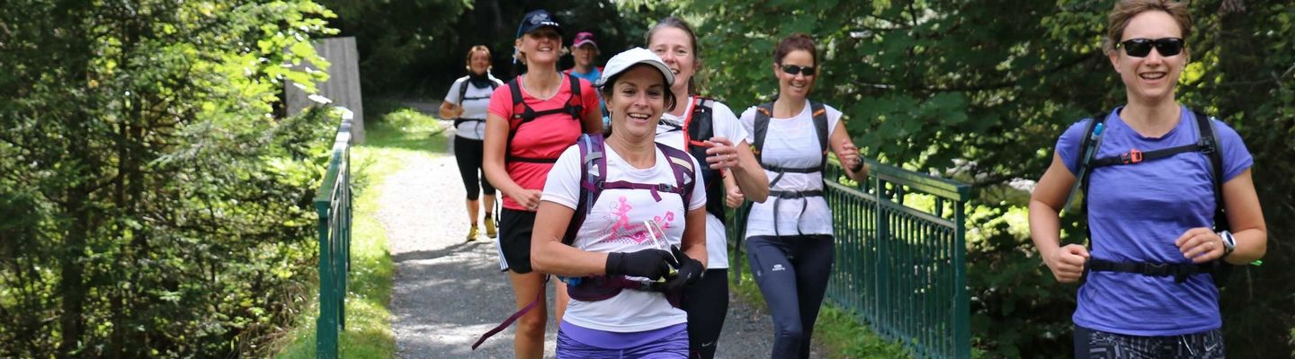 Run the Wild - Trail Run for Women banner image
