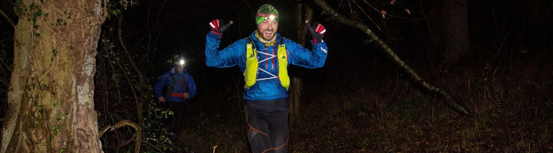 Run the Wild, Technical Series - Night Run banner image