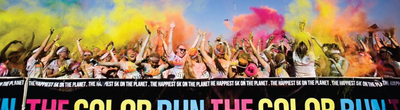 The Color Run- London