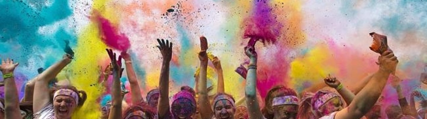 The Color Run- Manchester