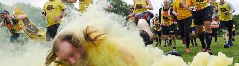 Mudstacle Wave Rat Race Dirty Weekend 2022 banner image
