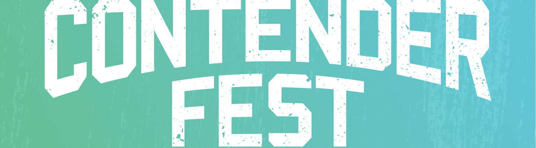 Contender Fest 2021 banner image