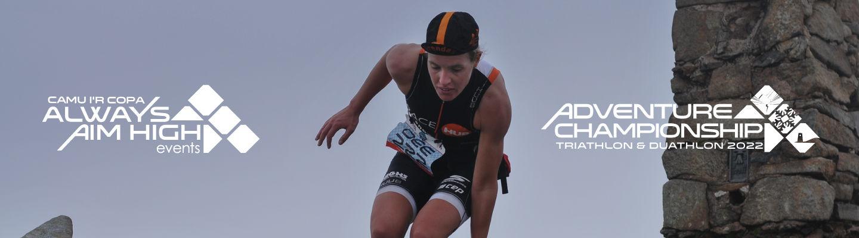 Adventure Championship Triathlon & Duathlon 2022 banner image