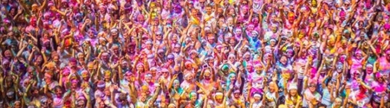 The Color Run - Brighton