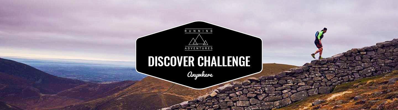 Running Adventures - Discover Challenge! banner image