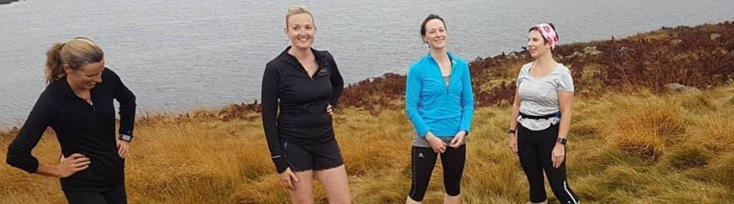 Lake District Fell Running Camp for Women banner image