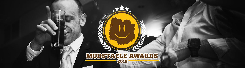 Mudstacle Awards 2018 banner image