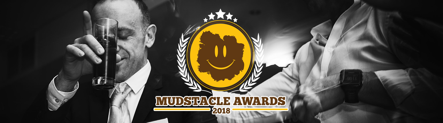Mudstacle Awards 2018 banner image
