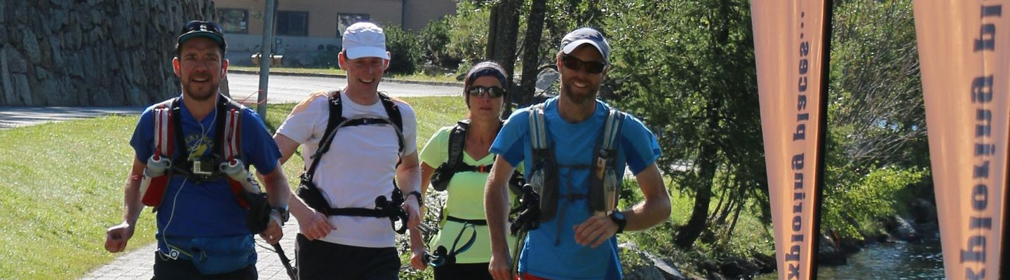 Run the Wild - Tour du Mont Blanc