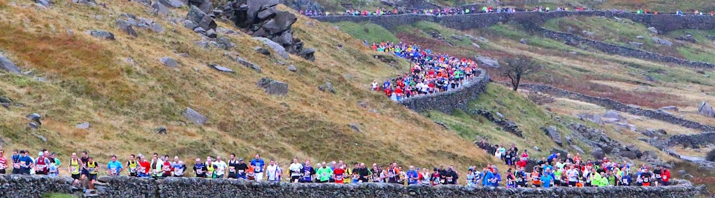 2019 Snowdonia Marathon Eryri