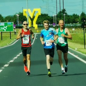 The Doncaster Half Marathon