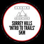 Surrey Hills 'Intro to Trails' 5km