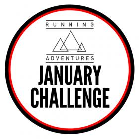 Running Adventures January Challenge 2020