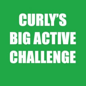 Curly's Big Active Challenge :)