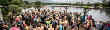 Castle Howard - Swim Series - 24, 25th July 2021