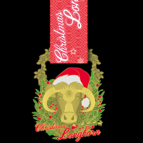 The Longhorn Christmas Virtual 10k