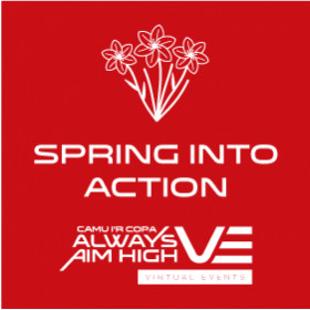 Spring Into Action - May