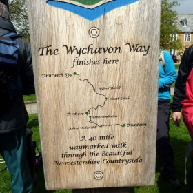 The Winter Wychavon Way 2018