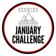 Running Adventures January Challenge