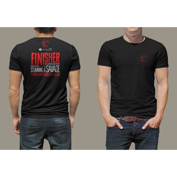 Cotton Finisher's T-shirt