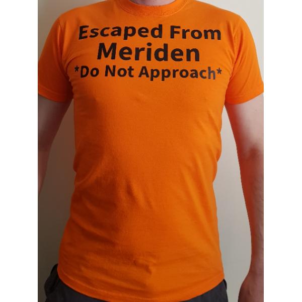 Escape from Meriden Tshirts