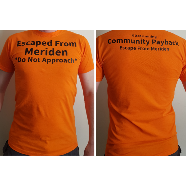 Technical Fabric Tshirt (optional purchase)