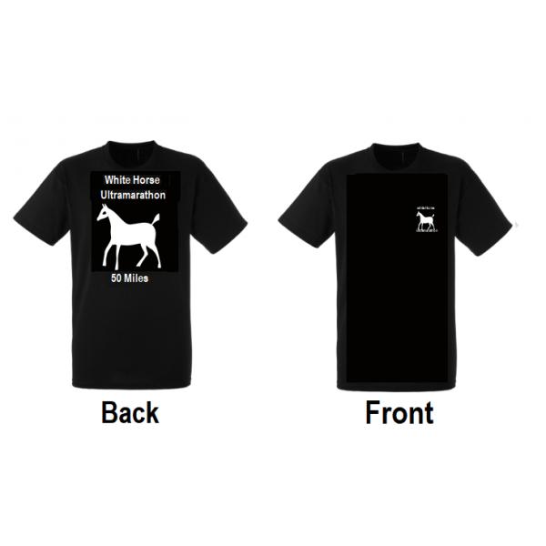 White Horse Tshirt