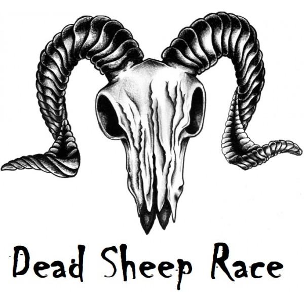 Dead Sheep Race - male L size only