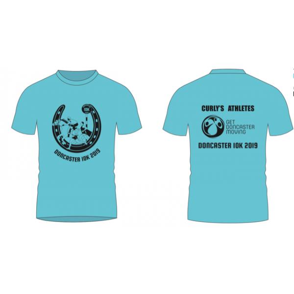 Doncaster 10k T-shirts