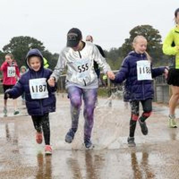 Yorkshire Wildlife Park Autumn 2020 Fun Runners