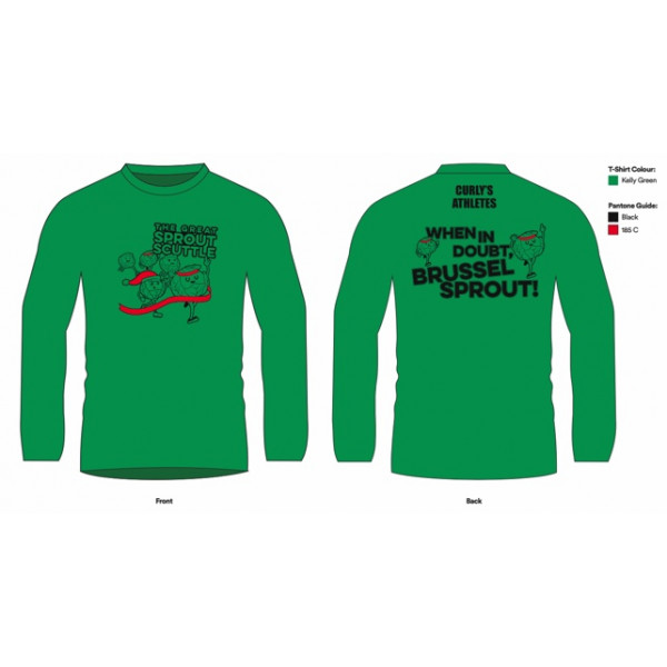 Long Sleeve Training Top The Great Sprout Scuttle