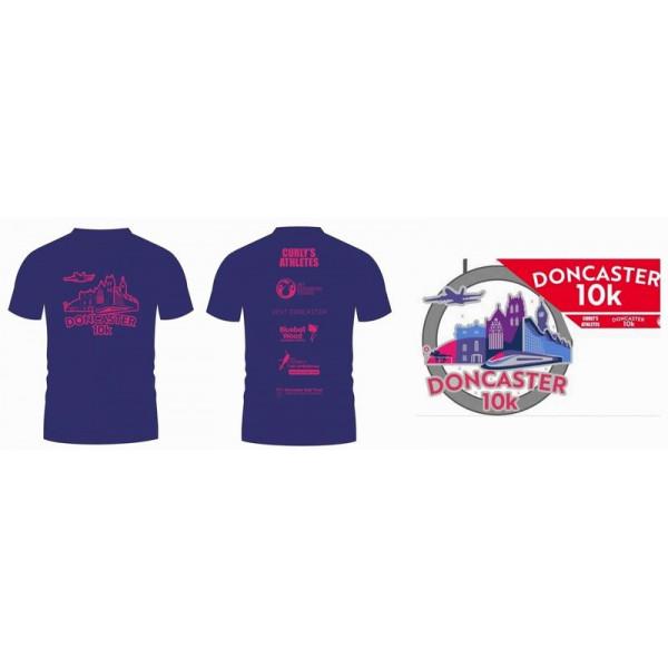 Doncaster 10K T-Shirt 2021