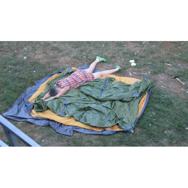 Camping - Big School Run 2021