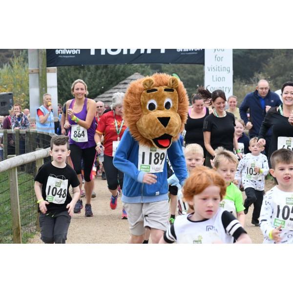 Fun Runners - Spring Run for Wildlife