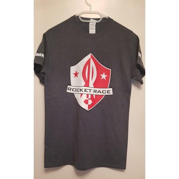 Rocket Race Cotton Finishers Tshirt